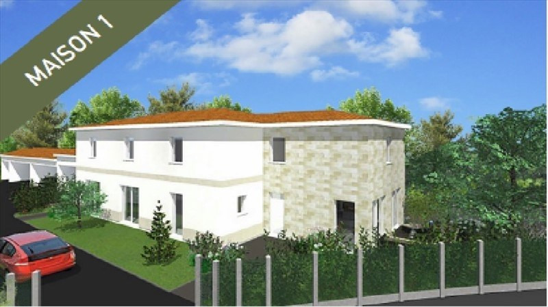 Vente maison / villa Pessac 382 900€ - Photo 1