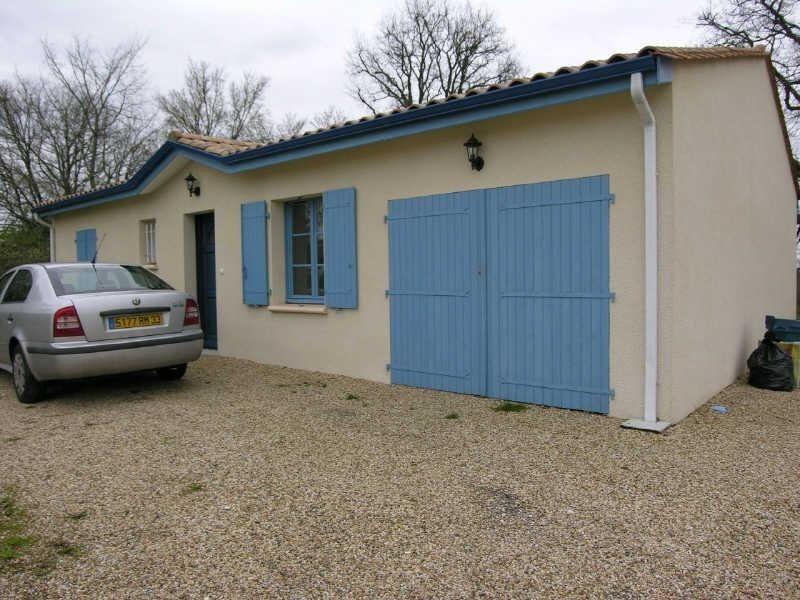 Location maison / villa Prignac et marcamps 708€ CC - Photo 11