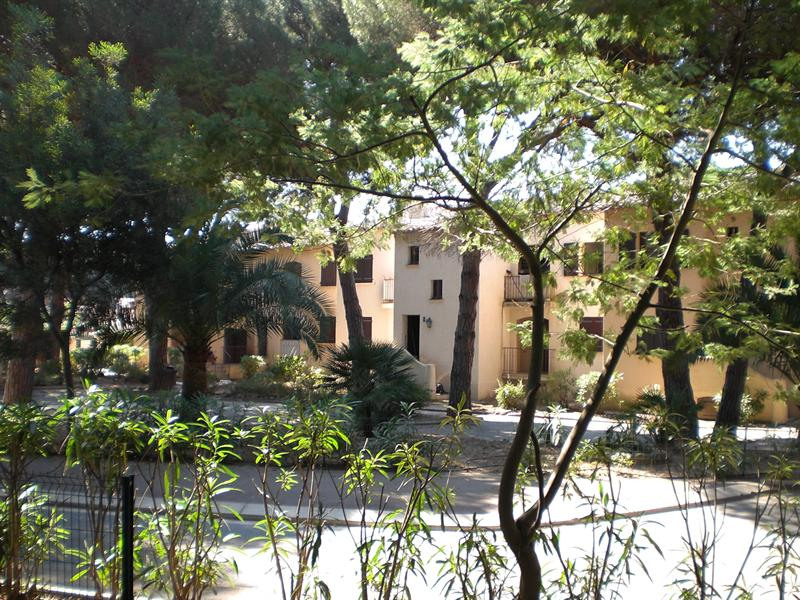 Vacation rental apartment Les issambres 375€ - Picture 1