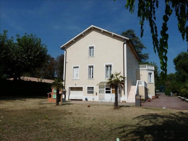 Vente maison / villa Genissieux 472500€ - Photo 2