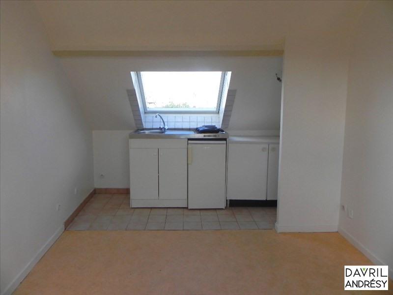 Sale apartment Maurecourt 89000€ - Picture 1