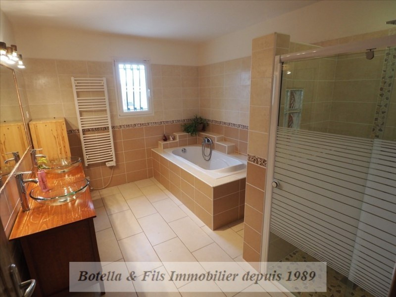 Vente maison / villa Barjac 393 000€ - Photo 7