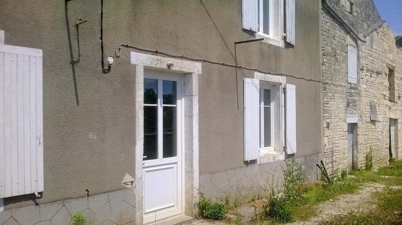 Vente maison / villa Mansle 65000€ - Photo 3