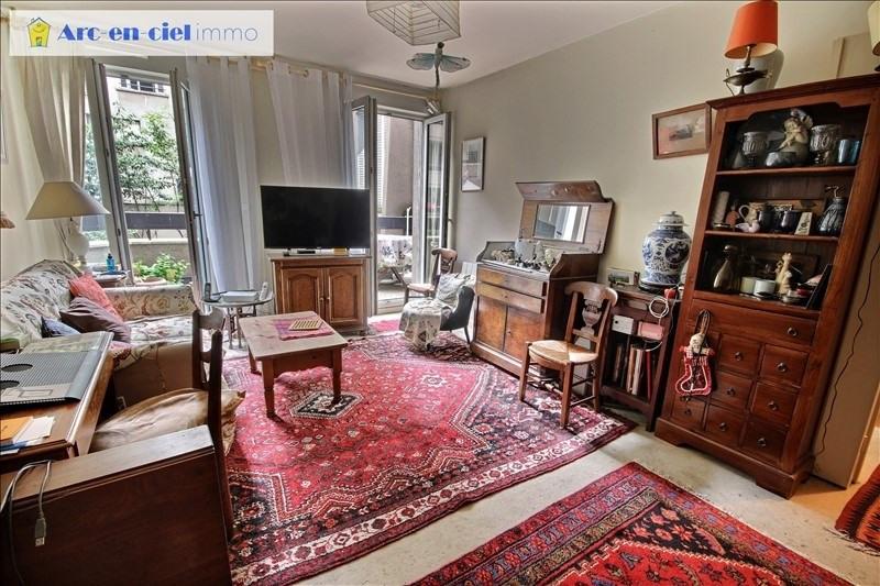 Vente appartement Paris 18ème 412000€ - Photo 3