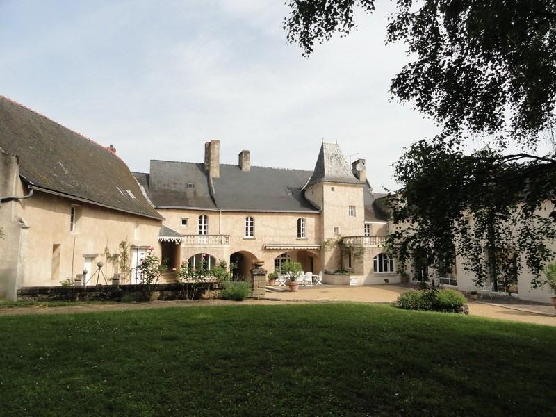 Deluxe sale house / villa Angers sud est 30 mm 680000€ - Picture 2