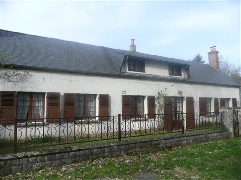 Sale house / villa Presly 72000€ - Picture 1