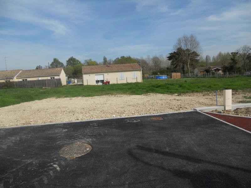 Vente terrain Cartelegue 39500€ - Photo 2