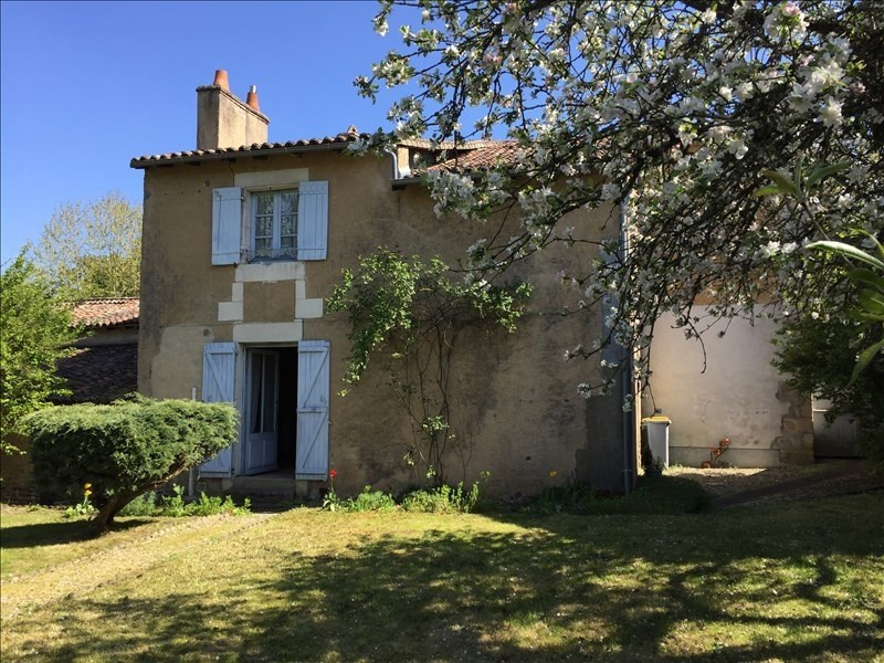 Vente maison / villa Poitiers 169 000€ - Photo 2