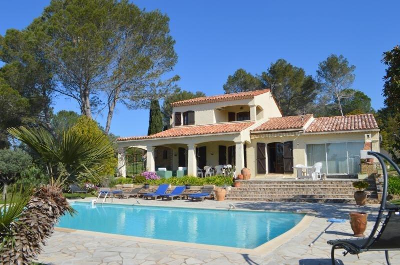 Vente de prestige maison / villa Roquebrune sur argens 578000€ - Photo 1