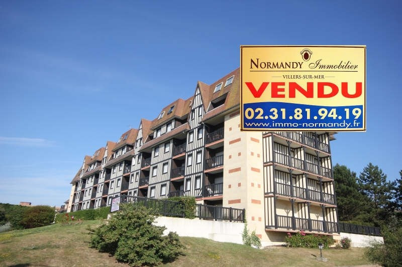 Vente appartement Villers sur mer 144 500€ - Photo 1