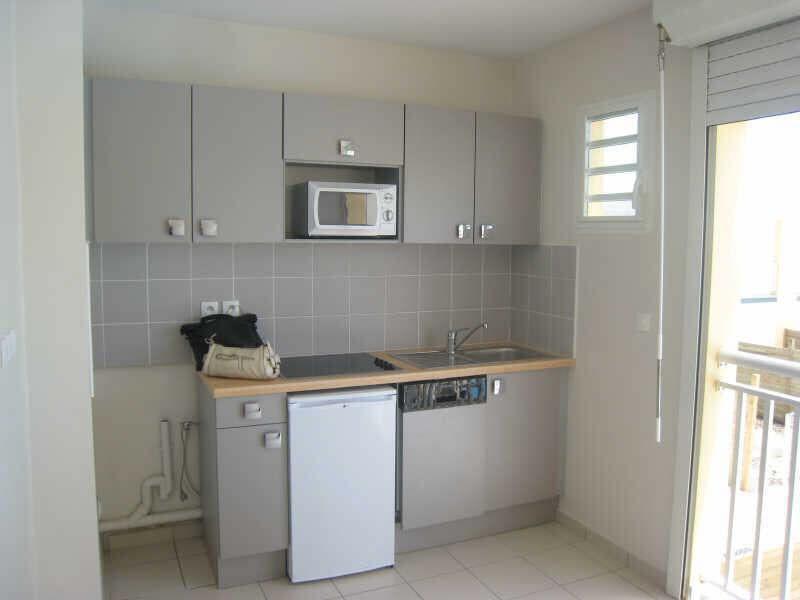 Alquiler  apartamento St francois 690€ CC - Fotografía 2
