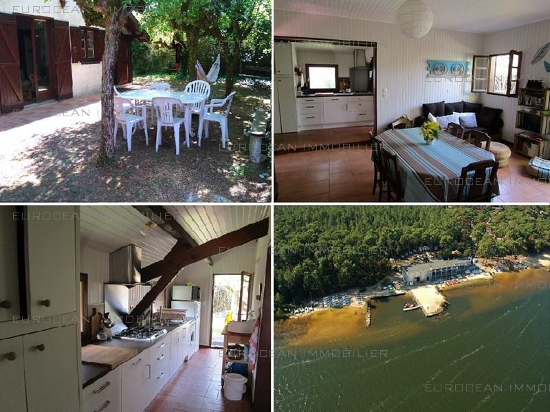 Alquiler vacaciones  casa Lacanau 545€ - Fotografía 1