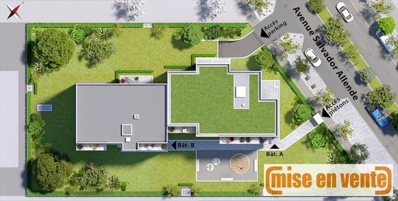 Vente appartement Champigny-sur-marne 132000€ - Photo 2