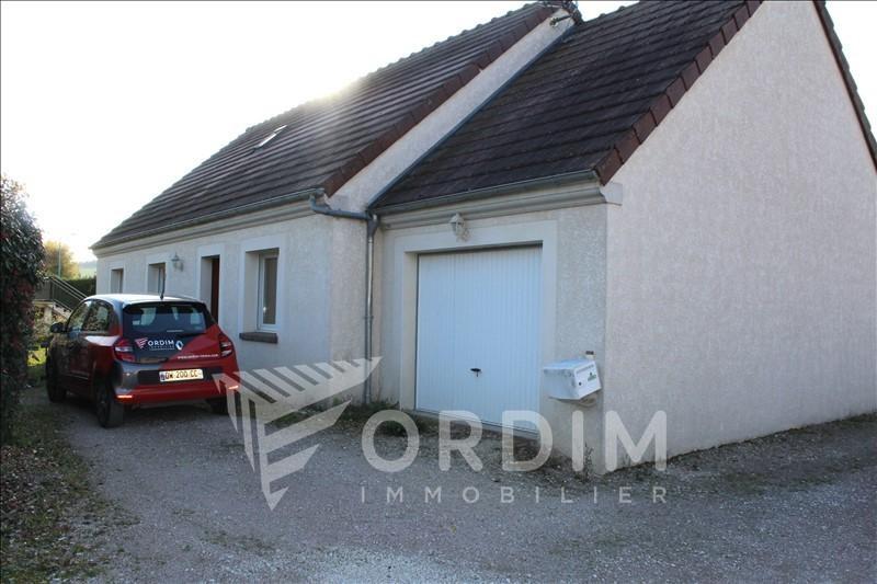 Rental house / villa Champs sur yonne 850€ CC - Picture 1