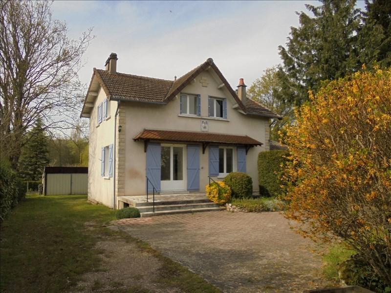 Sale house / villa Neuvy sur loire 89000€ - Picture 1