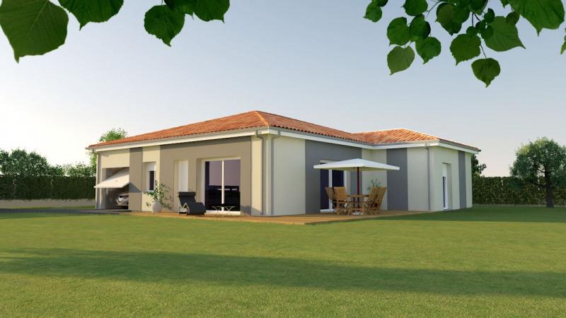 Maison  6 pièces + Terrain 1200 m² Latresne par BATICA