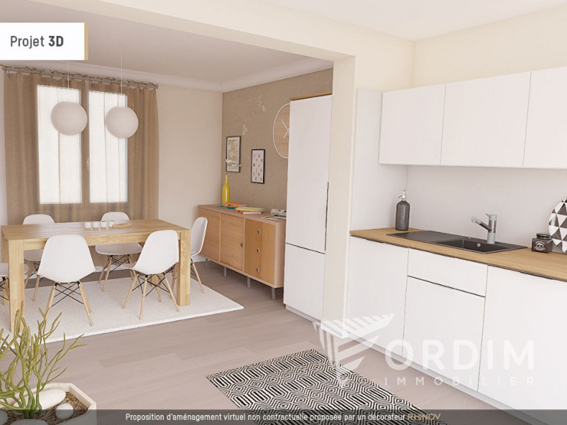 Vente maison / villa St martin sur armancon 49000€ - Photo 4