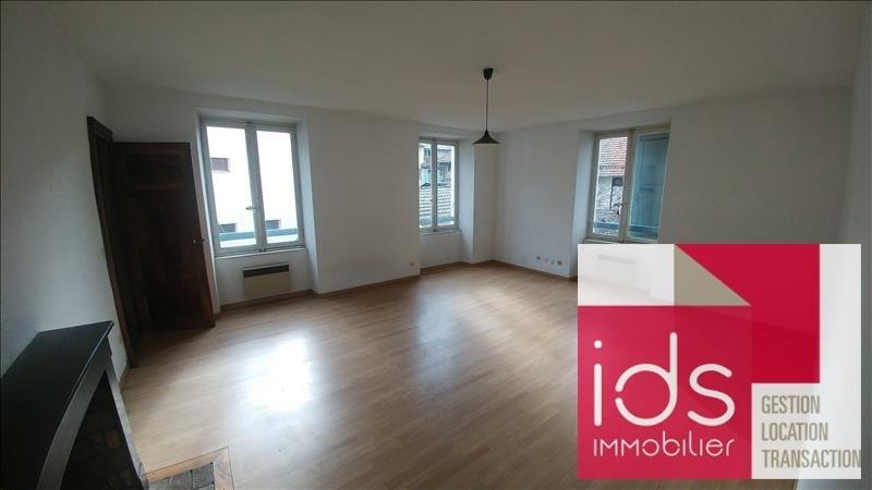 Revenda apartamento Allevard 98000€ - Fotografia 1