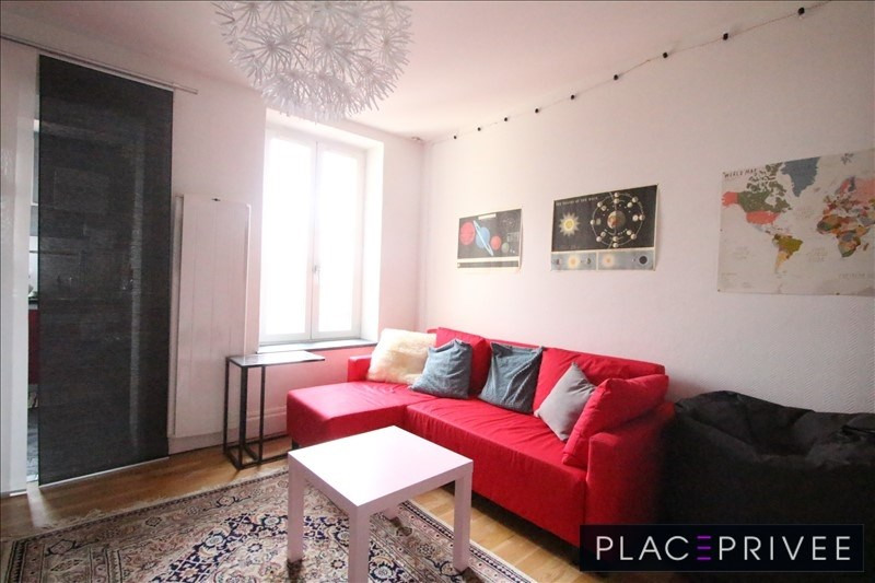 Vente appartement Nancy 99 000€ - Photo 1