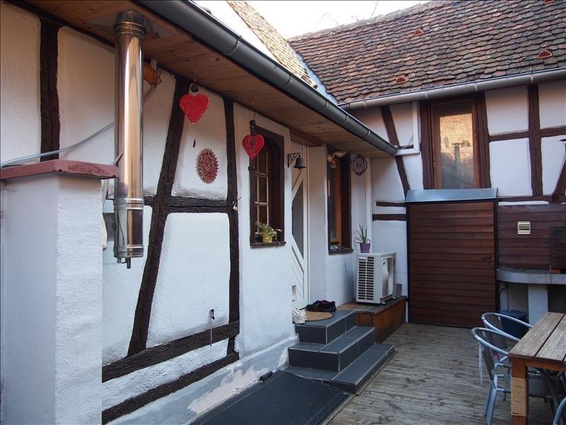 Vente maison / villa Marlenheim 186500€ - Photo 1