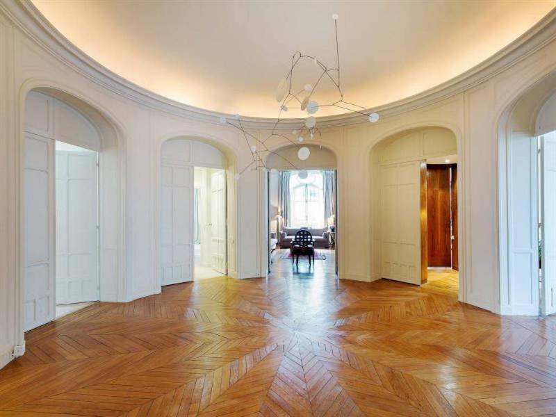 Revenda residencial de prestígio apartamento Paris 16ème 3970000€ - Fotografia 2