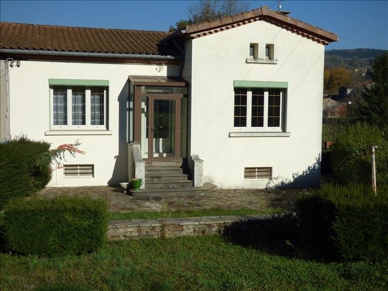 Sale house / villa St amans soult 109000€ - Picture 1