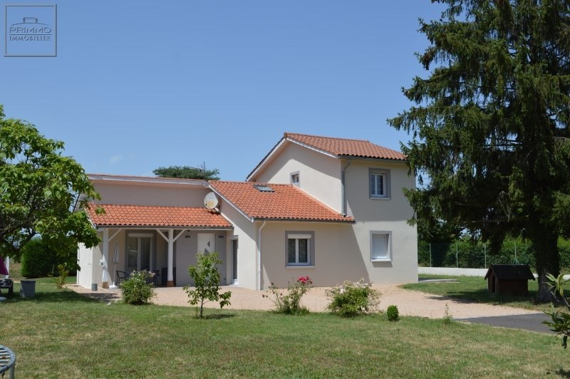 Sale house / villa Saint bernard 375000€ - Picture 1