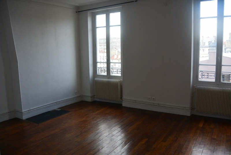 Rental apartment Clichy 1060€ CC - Picture 1