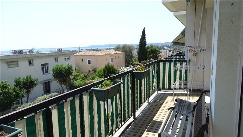 Vente appartement Nice 290000€ - Photo 1