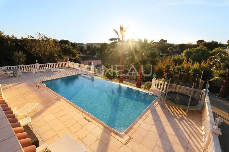 Vente de prestige maison / villa Antibes 1320000€ - Photo 6