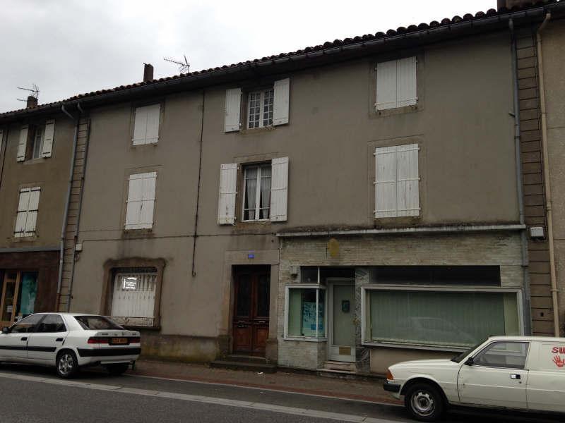 Vente maison / villa Labastide-rouairoux 103000€ - Photo 1