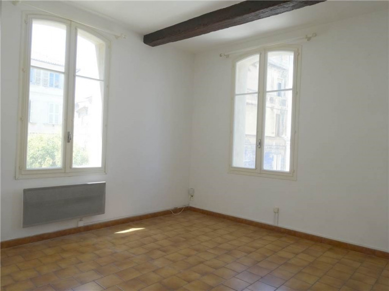 Rental apartment Avignon 450€ CC - Picture 1