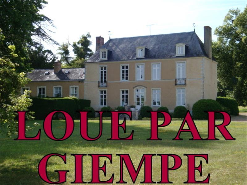 Location château Durtal 1500€ CC - Photo 1