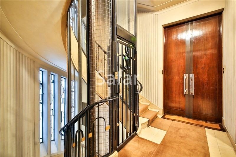 Deluxe sale apartment Paris 16ème 1910000€ - Picture 10