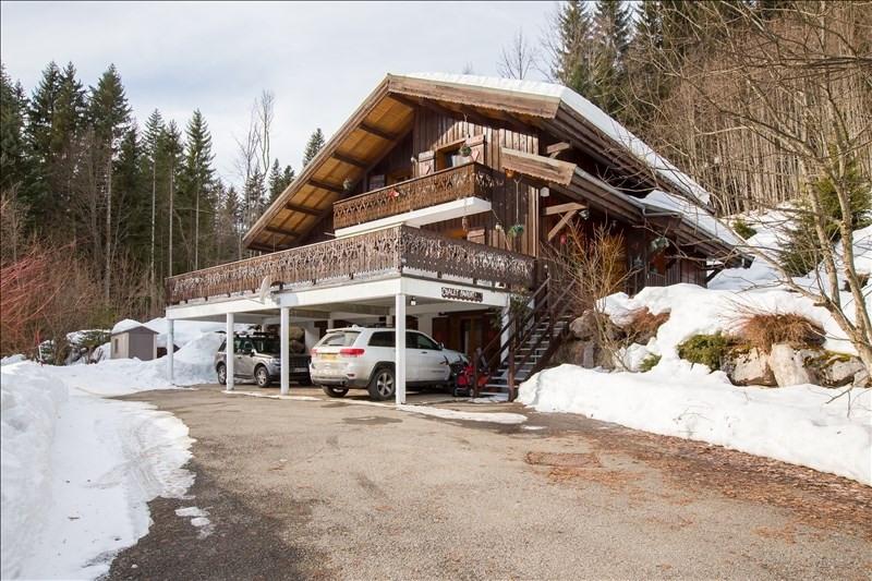Deluxe sale house / villa La cote d arbroz 757000€ - Picture 1