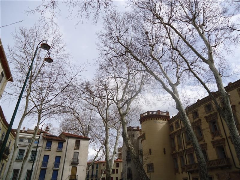 Vente appartement Ceret 90000€ - Photo 1