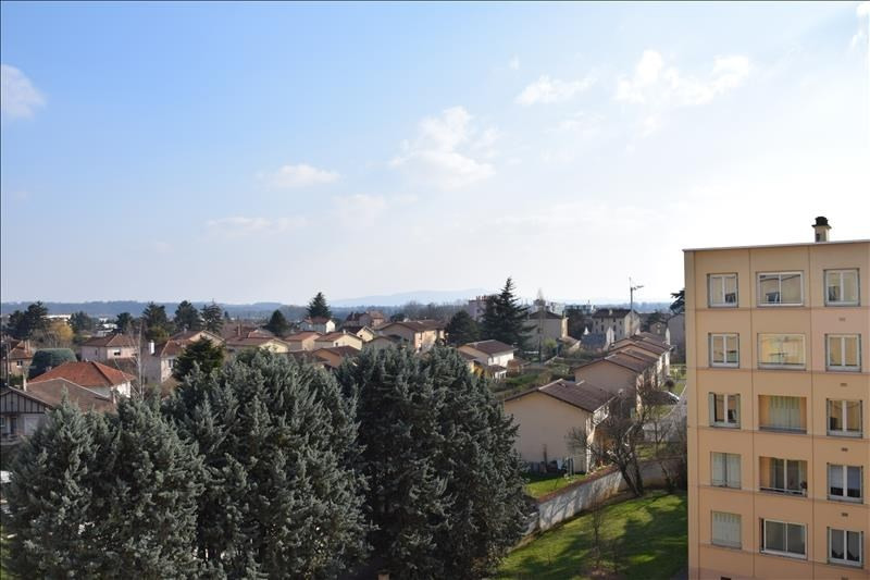 Sale apartment Villefranche sur saone 85 000€ - Picture 9