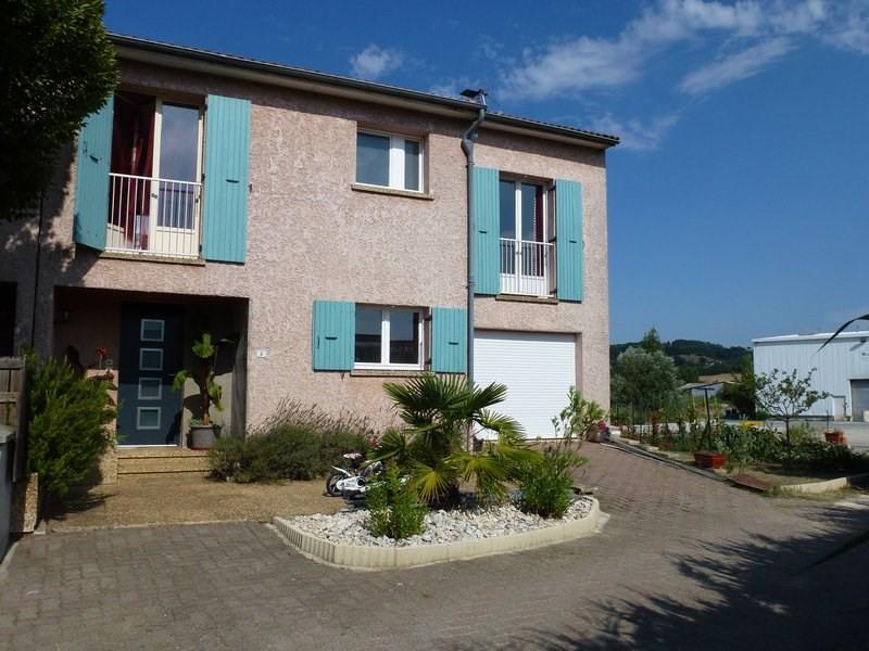 Sale house / villa Chateauneuf de galaure 184000€ - Picture 1
