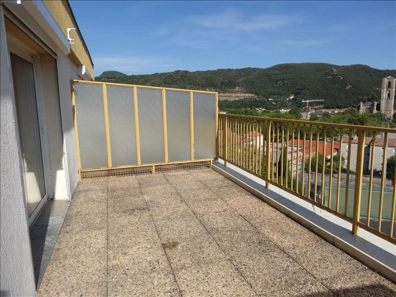 Vente appartement Lodeve 60000€ - Photo 1
