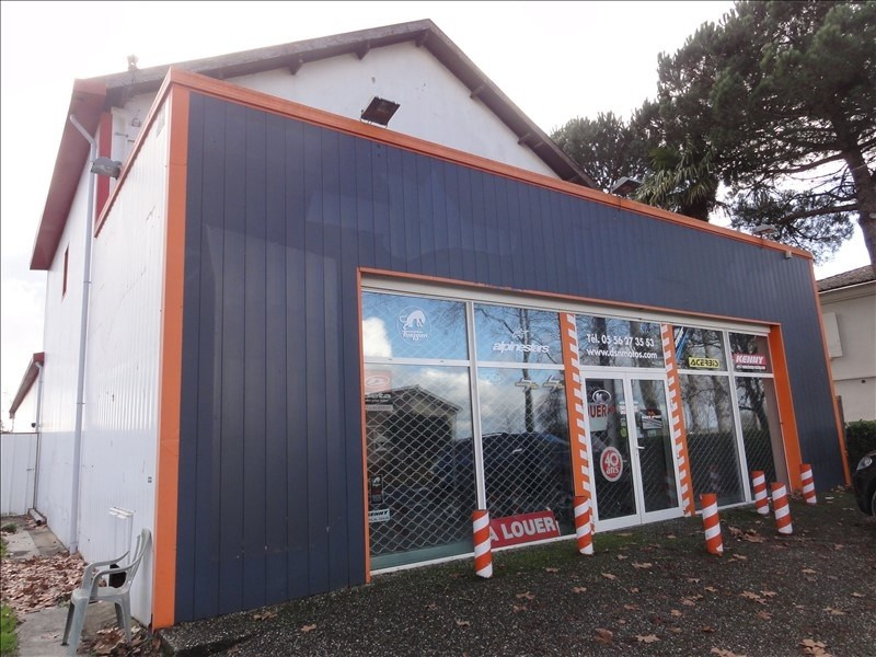 Vente local commercial Langon 421 000€ - Photo 1