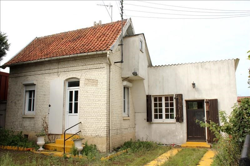 Vente maison / villa Quend 75 950€ - Photo 1