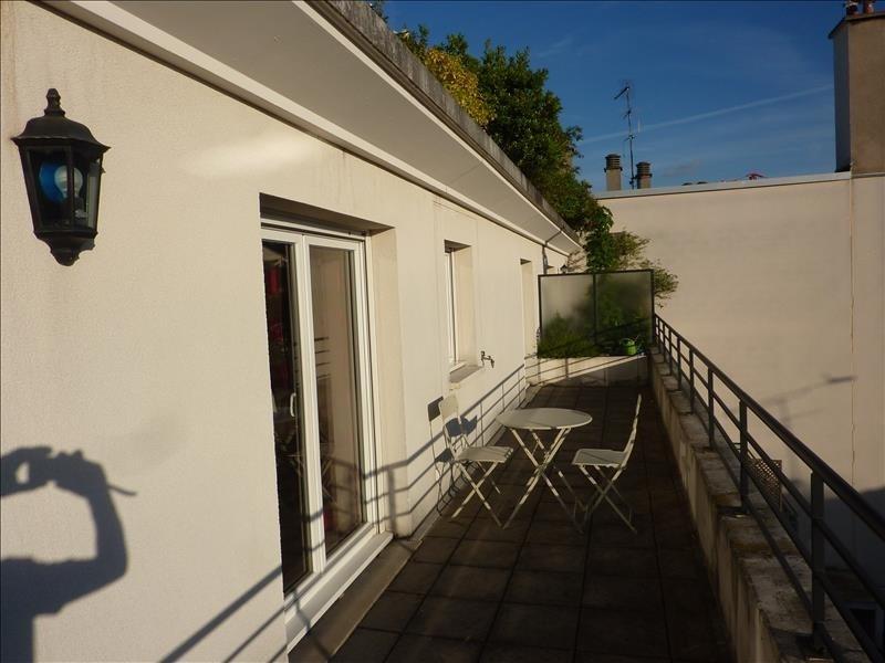 Rental apartment La garenne colombes 1300€ CC - Picture 1