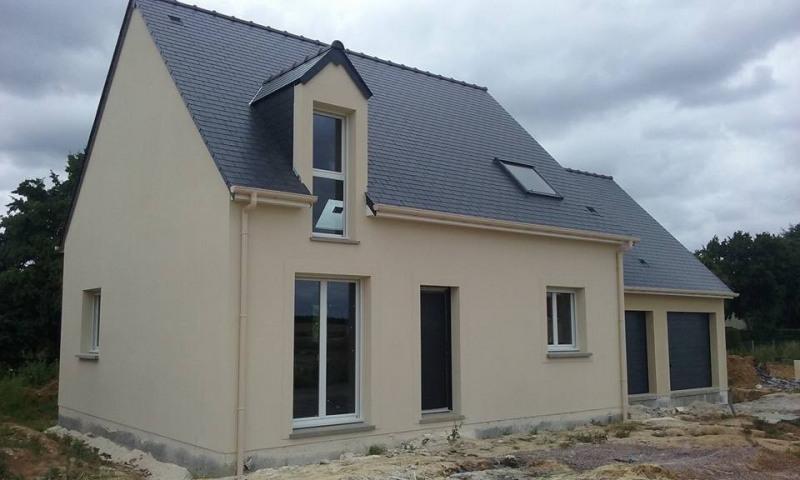 Maison  6 pièces + Terrain 647 m² Saint-Aubin-de-Locquenay par MAISONS LE MASSON ALENCON