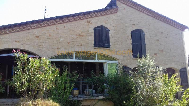 Vendita nell' vitalizio di vita casa Foulayronnes 225000€ - Fotografia 2