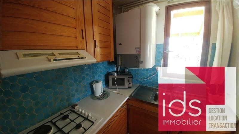 Vente appartement Le collet d'allevard 98 500€ - Photo 5