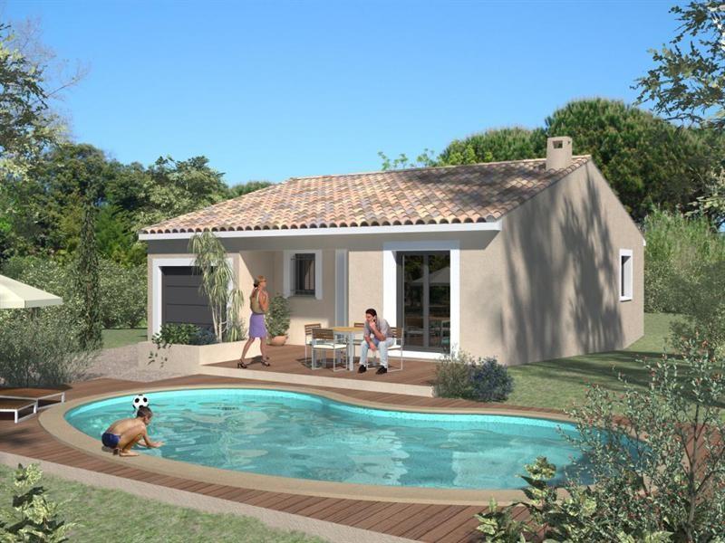 Maison  4 pièces + Terrain 270 m² Banyuls-Dels-Aspres par MAISONS VERTES DES PYRENEES ORIENTALES