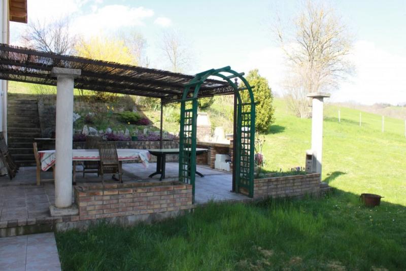 Vente maison / villa Montseveroux 364500€ - Photo 2