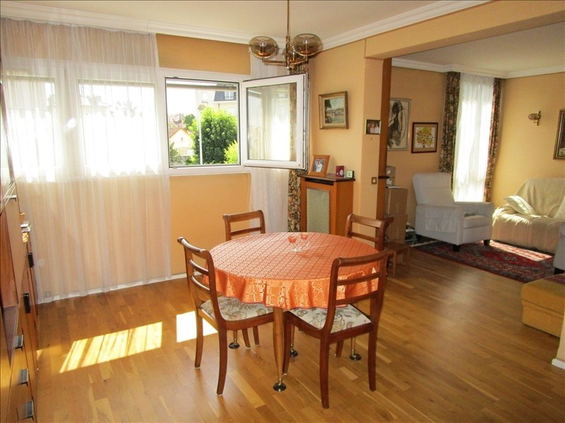 Sale apartment Le pecq 285000€ - Picture 2
