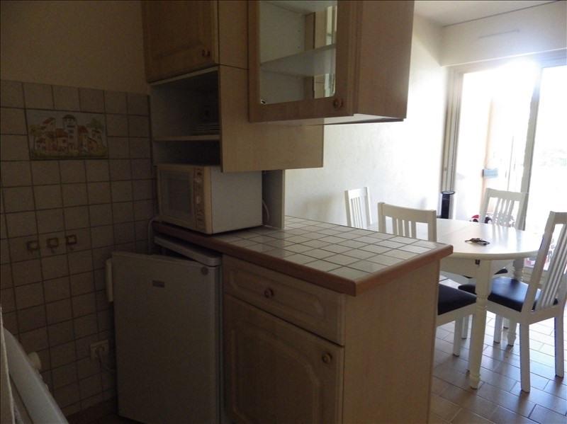 Affitto appartamento Le golfe juan 680€ CC - Fotografia 7