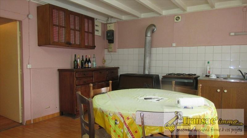 Vente maison / villa Courpiere 76300€ - Photo 8